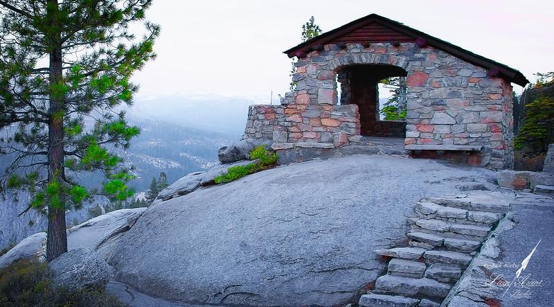 Glacer Point Shelter