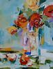 Crystal Vase II-Georgie, 24x30 canvas JPG
