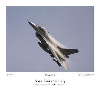 RNoAF F-16. Photo Dag Roger Stangeland