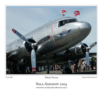 Dakota Norway DC-3. Photo Anders Presterud