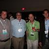Nathan Barnes, Spray-Lock; Ron Masters, Stepan Company; Ryan Dailey, CyCan Industries
