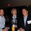 John Reiser, Zippo Manufacturing; Susan Perkins, Eastman Chemical Company (speaker); Greg Davenport, Crown Cork & Seal Company