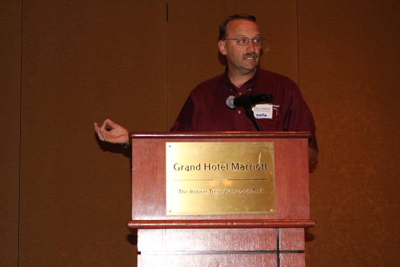 Larry Seabolt, Remtech Engineering<br /> Tabletop Disaster & Recovery Plans