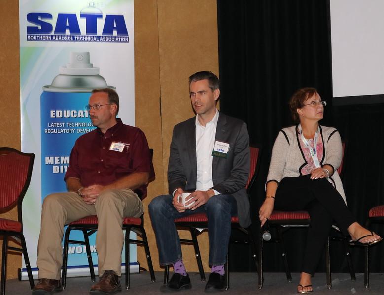 Larry Seabolt, Dr. Mike Moffatt, Lori Parker<br /> Regulatory Roundup