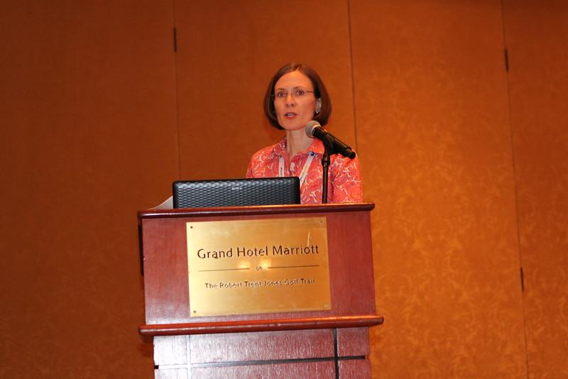 Elena Badiuzzi, SATA President<br /> Opening Remarks