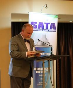 Dr. Larry Beaver, SATA Vice-President