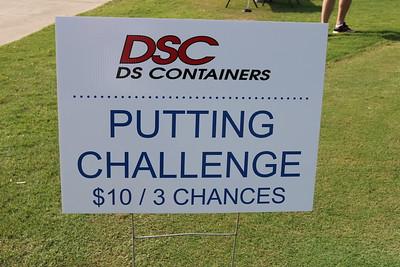 Putting Challenge