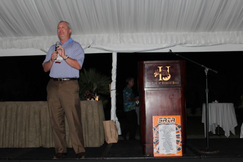 Eric Dann elected as the 2013 SATA President