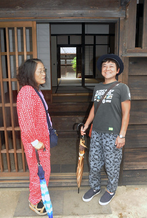 Tomoko at Sawara (30) - 16 Aug 2016