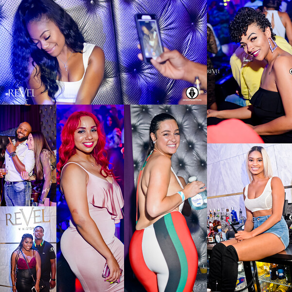 SATURDAYS @ REVEL 7-28-18