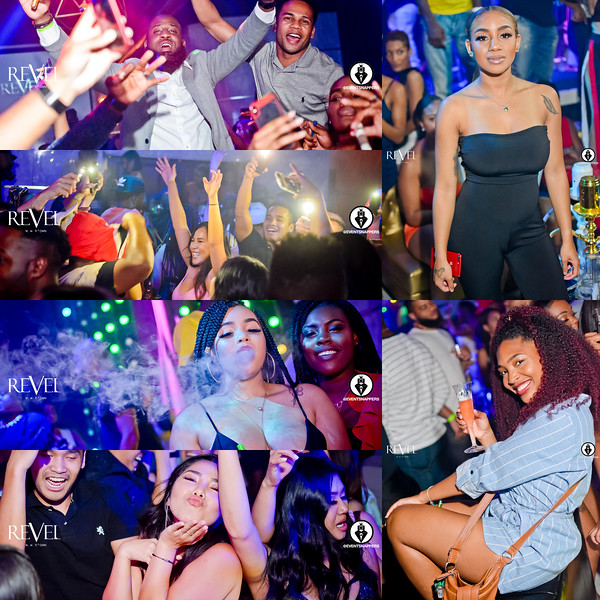 SATURDAYS @ REVEL 8-11-18