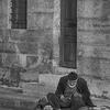 Old man in Mesre Bazar