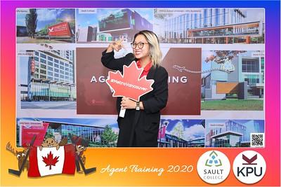 SAULT College x KPU | Canada Education Agent Training 2020 @ Novotel Saigon Centre | Chụp hình in ảnh lấy ngay Sự kiện tại TP Hồ Chí Minh | Photobooth Saigon