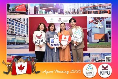 SAULT College x KPU | Canada Education Agent Training 2020 @ HÔTEL du PARC HANOÏ | Chụp hình in ảnh lấy ngay Sự kiện tại Hà Nội | Photobooth Hanoi