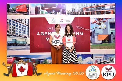 SAULT College x KPU   Canada Education Agent Training 2020 @ HÔTEL du PARC HANOÏ   Chụp hình in ảnh lấy ngay Sự kiện tại Hà Nội   Photobooth Hanoi