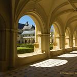 abbaye Royale de Fontevraud 6 ,  le Cloitre