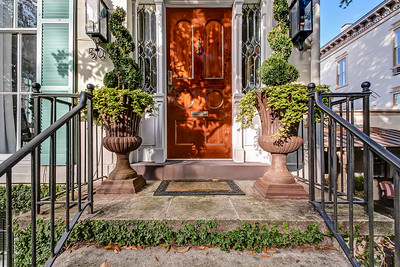 509 Whitaker Street Front Door Hi-Res
