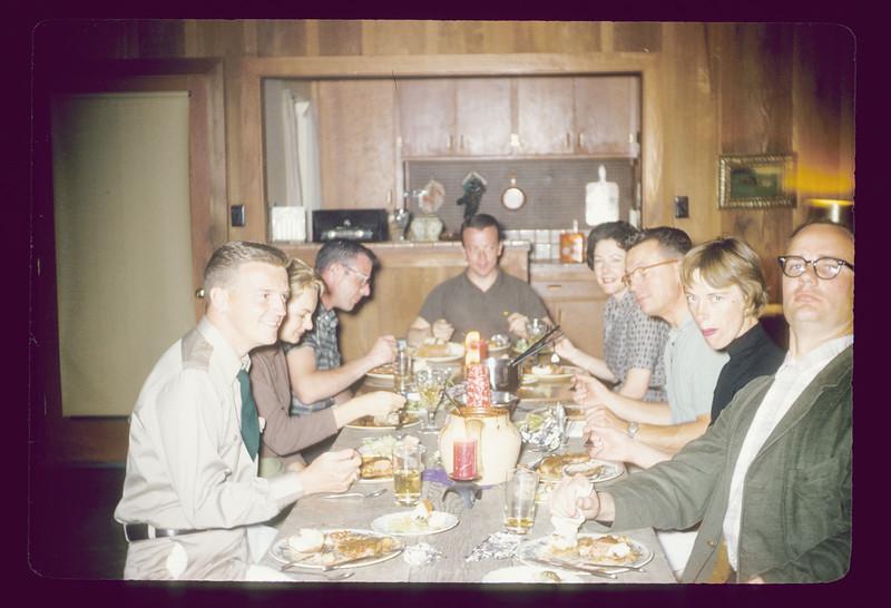 Dad, Donna 1961