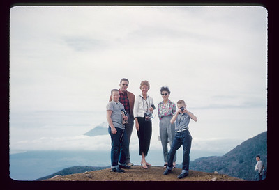 Eldon, June Japan 1959, Bill, Steve