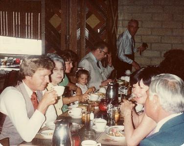 Dad, Nelma, Laura, Eldon, Donna, Ralph