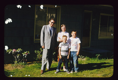Eldon, Lois, Bill & Steve