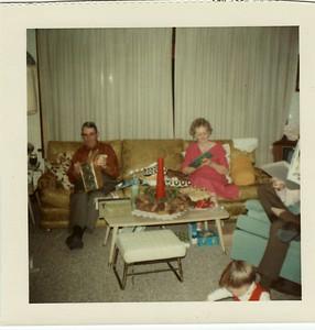 Gpa Saylor, Gma Saylor December 1969