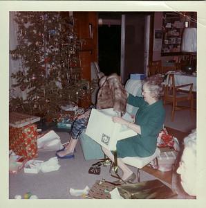 Gma Saylor Christmas 1964, Ranch