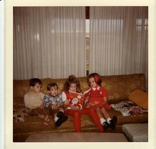 Cousins January 1971