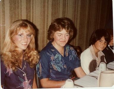 Lisa, Margaret, Joe 1980
