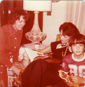 Mom, Joe, Gayle