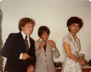 Steven, Joe, June 1980