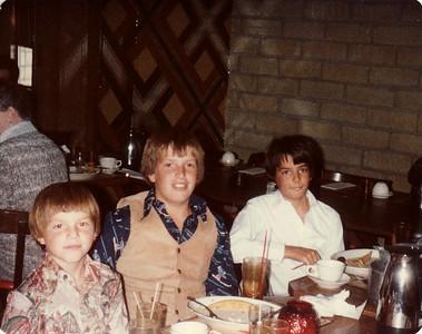 David, Steven, Joe