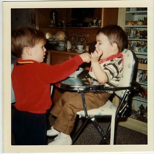 Steven & Joe 1971