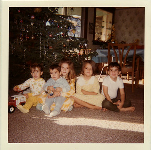Cousins December 1970