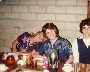 Lisa, Margaret Joy, Andy