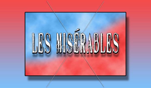Les Miserables. Sayreville War Memorial High School - Awesome!