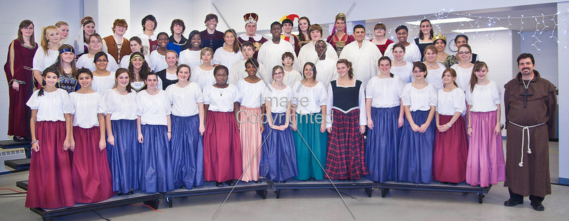 Madrigal Dinner-Cast-Choir-Greg Holmes