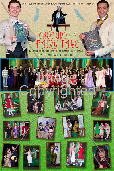 12X18 poster FAIRY TALE