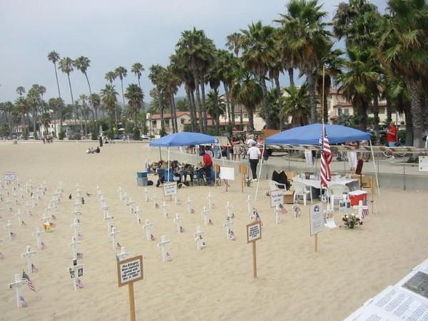 Summer vacation 2005 at Santa Barbara