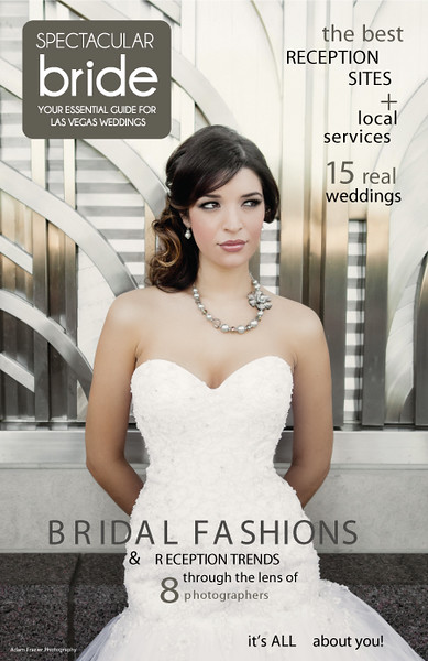 2013 Spectacular Bride Magazine Covers