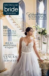 Spectacular Bride of Las Vegas Vol 28, No 4