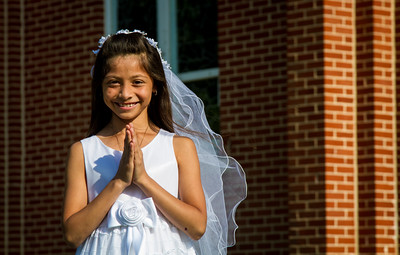 2015 SBC First Communion