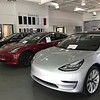 Tesla Model 3 delivery, Palm Springs