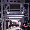 Tesla Factory Fremont - Mark Badal on the assembly line