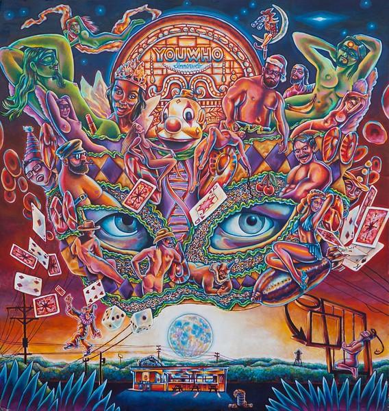 """INNERWEB"" by Noah Church, New Orleans"