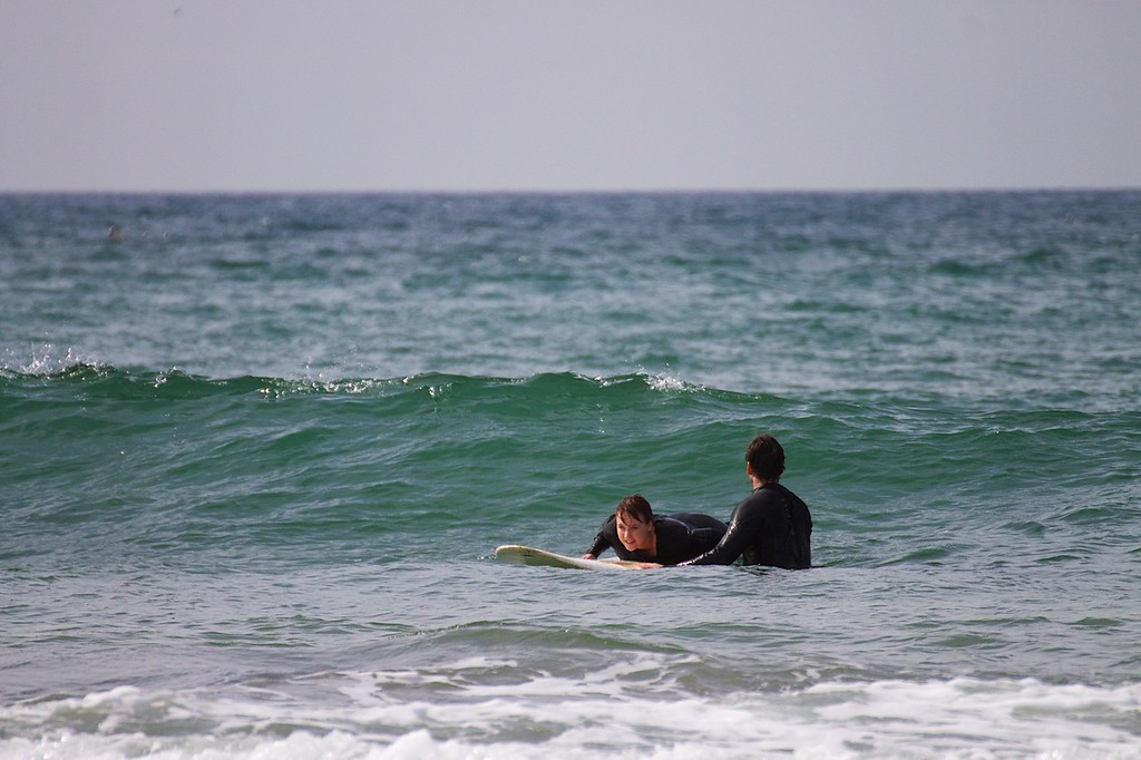Saddleback Church Surfing Ministry Free Lessons, March, 4, 2017,  Photographer: Beth Bremmer