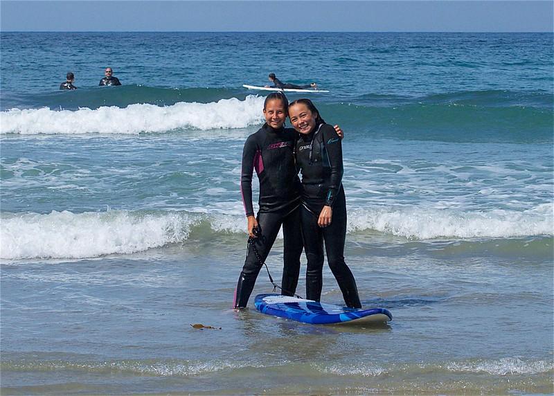 Saddleback Church Surfing Ministry Free Lessons, August, 5, 2017, Photographer: Beth Bremmer
