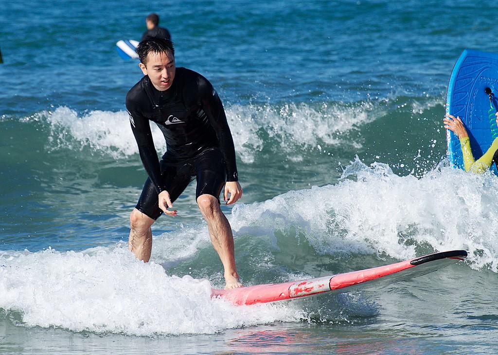 Saddleback Church Surfing Ministry Free Lessons, October, 07, 2017, Photographer: Beth Bremmer