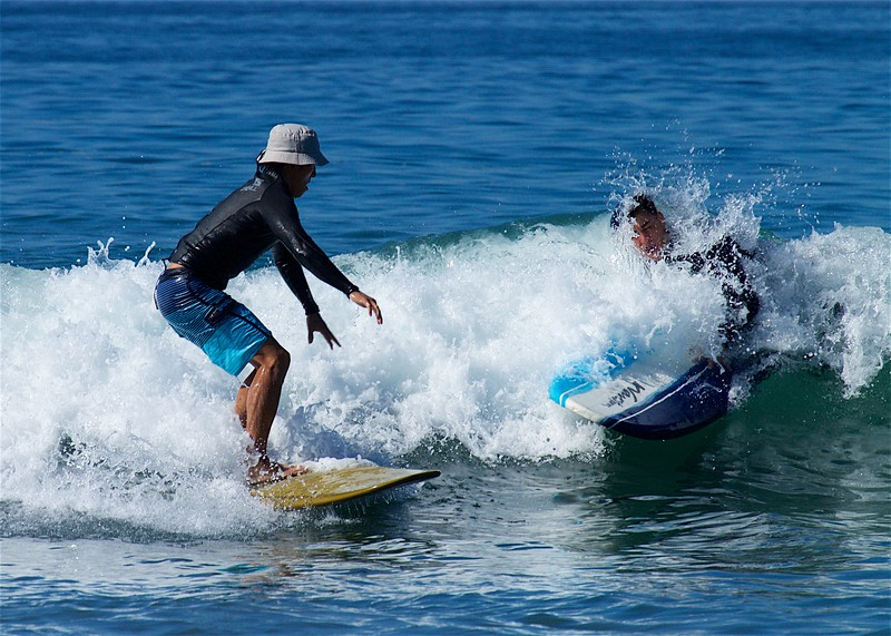 Saddleback Church Surfing Ministry Free Lessons, October, 07, 2017,  Photographer: Beth Bremmer