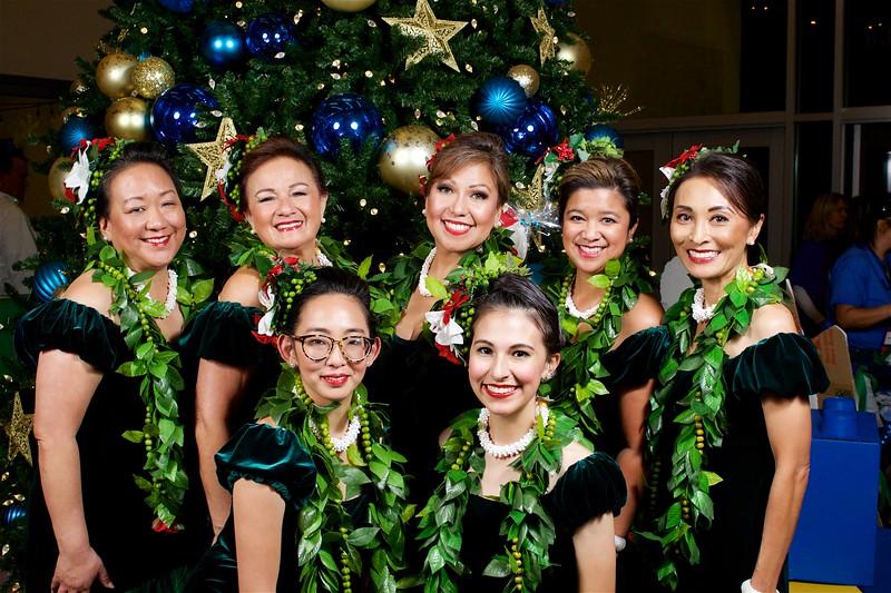 Angel Tree Christmas Party, Dec 15, 2017,   Saddleback Volunteers,  Photographer: David Bremmer